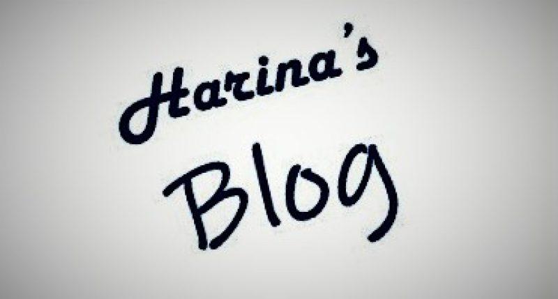 Harina Pandya Blog
